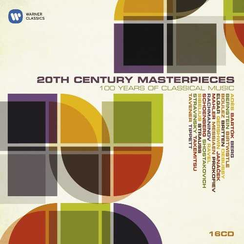 20th Century Masterpieces (16 CD box set, APE)