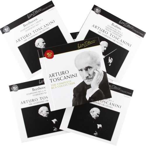 Arturo Toscanini: The Complete Collection (84 CD box set, APE)
