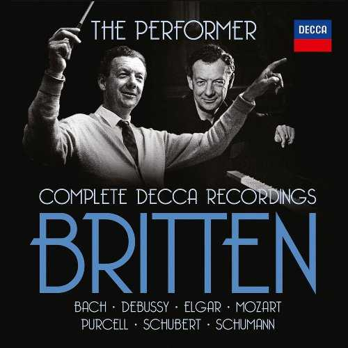 Britten - The Performer (27 CD box set, APE)