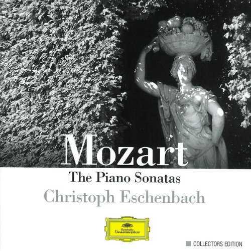 Eschenbach: Mozart - The Piano Sonatas (5 CD box set, APE)