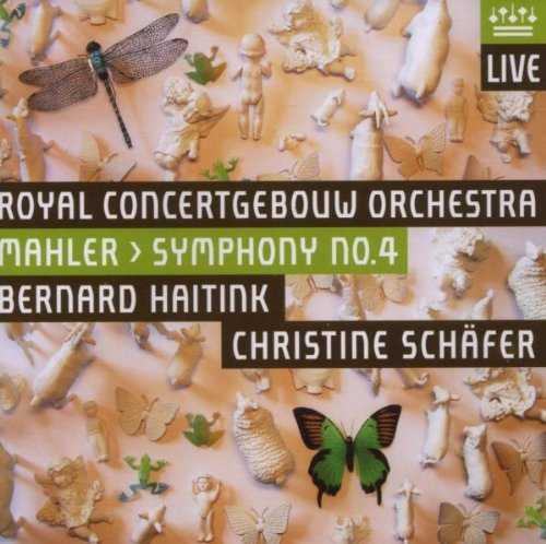 Haitink: Mahler - Symphony no.4 (SACD, ISO)
