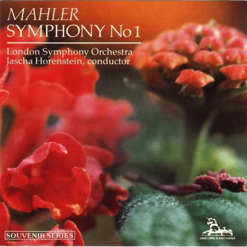 Horenstein: Mahler - Symphony no.1 (APE)
