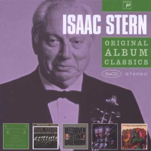 Original Album Classics: Isaac Stern (5 CD box set, APE)