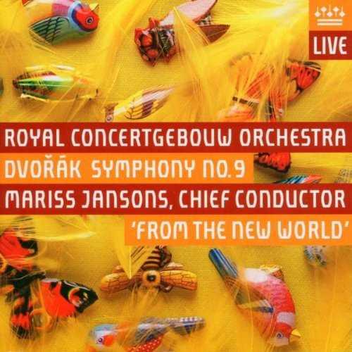 Jansons: Dvorak - Symphony no.9 (SACD, ISO)