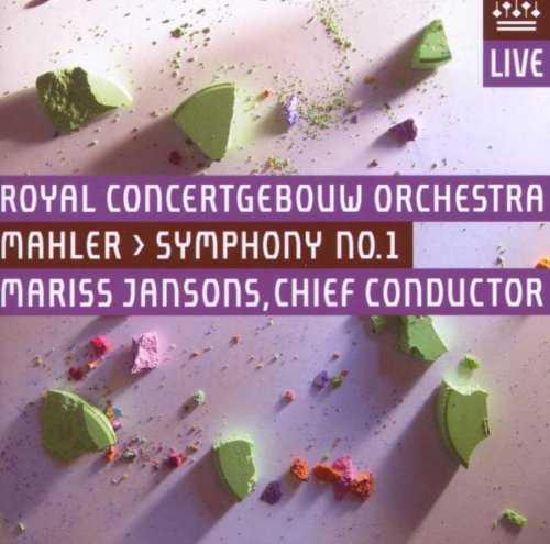 Jansons: Mahler - Symphony no.1 (SACD)
