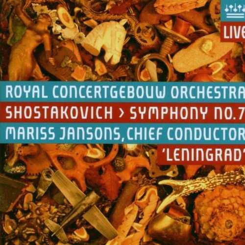 Jansons: Shostakovich - Symphony no.7 (WAV, 24bit/88kHz)