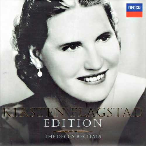 Kirsten Flagstad Edition (10 CD box set, FLAC)