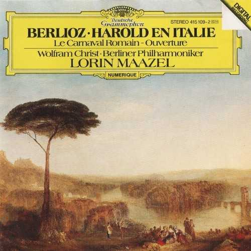 Maazel: Berlioz - Harold in Italy, Roman Carnival Overture (FLAC)