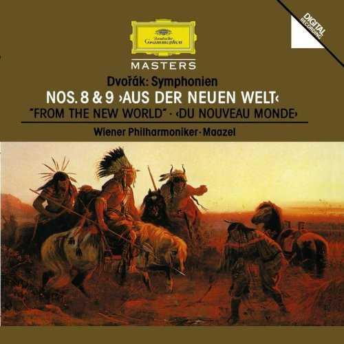 "Maazel: Dvorák - Symphonies no.8, 9 ""From The New World"" (APE)"