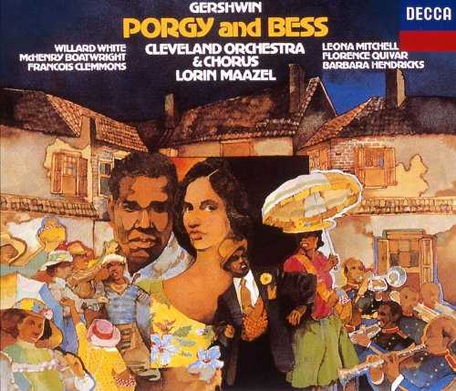 Maazel: Gershwin - Porgy and Bess (3 CD box set, FLAC)