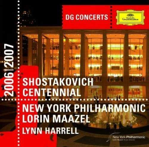 Maazel, Harrell: Shostakovich Centennial (FLAC)