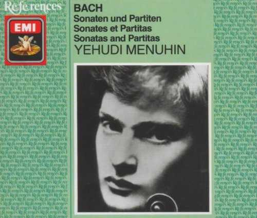Mehuhin: Bach - Sonatas and Partitas (2 CD, FLAC)