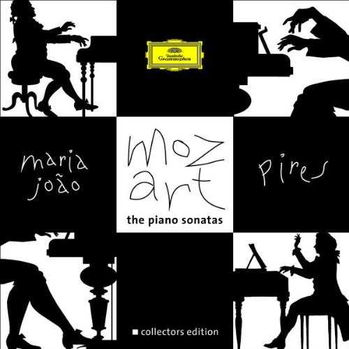 Pires: Mozart - The Piano Sonatas (6 CD box set, FLAC)