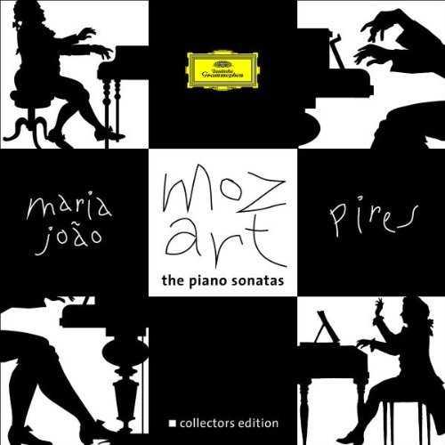 Pires: Mozart - The Piano Sonatas (6 CD box set, FLAC)