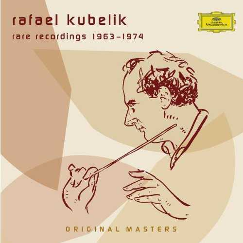 Rafael Kubelik - Rare Recordings 1963-1974 (8 CD box set, FLAC)