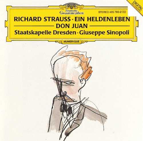 Sinopoli: Strauss - Ein Heldenleben, Don Juan (FLAC)