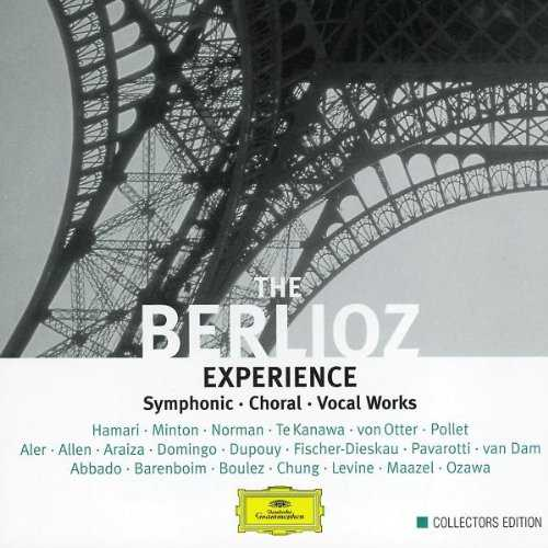 The Berlioz Experience (10 CD box set, APE)