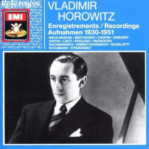 Vladimir Horowitz - Recordings 1930-1951 (3 CD box set, FLAC)