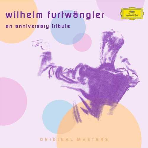 Wilhelm Furtwangler - An Anniversary Tribute (6 CD box set, APE)