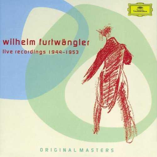 Wilhelm Furtwangler - Live Recordings 1944-1953 (6 CD box set, FLAC)