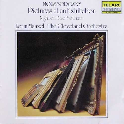 Maazel: Mussorgsky - Pictures at an Exhibition, Night on a Bare Mountain (FLAC)