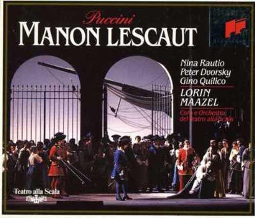 Maazel: Puccini - Manon Lescaut (2 CD, FLAC)