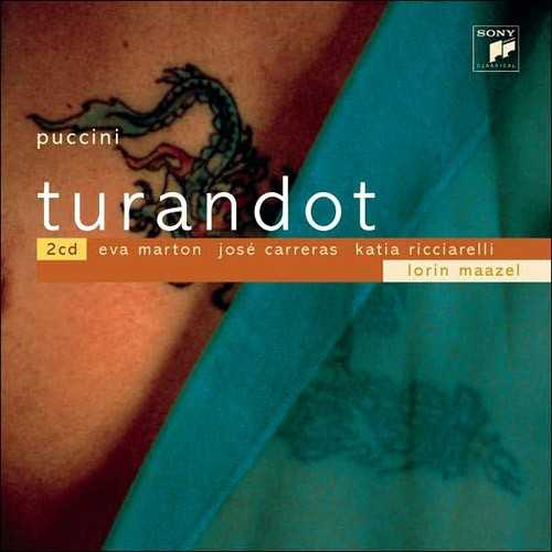 Maazel: Puccini - Turandot (2 CD, FLAC)