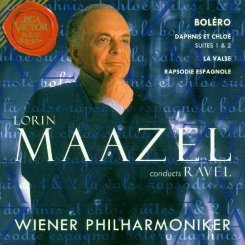 Lorin Maazel Conducts Ravel (FLAC)
