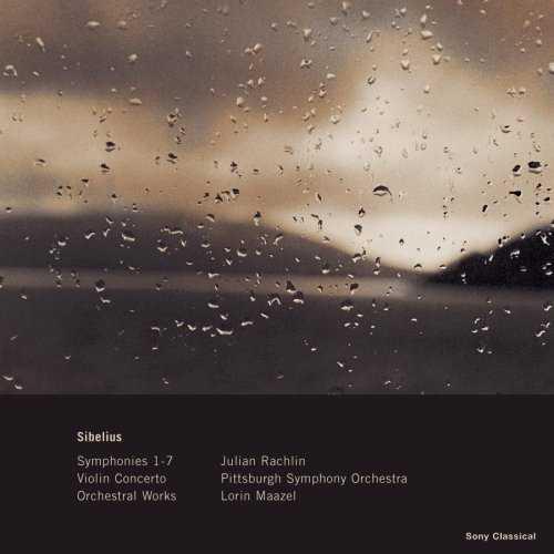 Maazel: Sibelius (5 CD box set, FLAC)