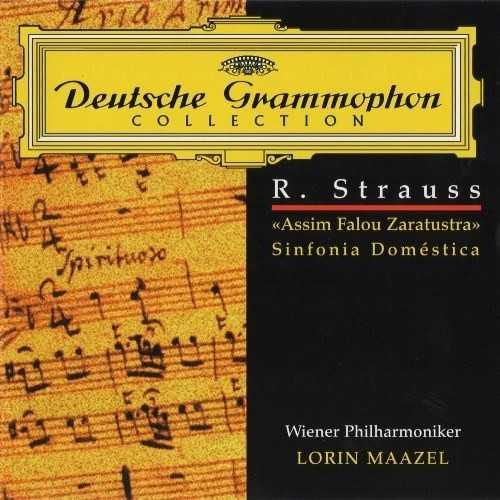 Maazel: Strauss - Also Sprach Zarathustra (FLAC)