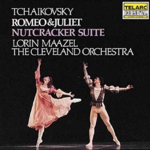 Maazel: Tchaikovsky - Romeo and Juliet, Nutcracker Suite (FLAC)