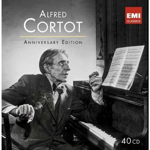 Alfred Cortot - The Anniversary Edition (40 CD box set, APE)