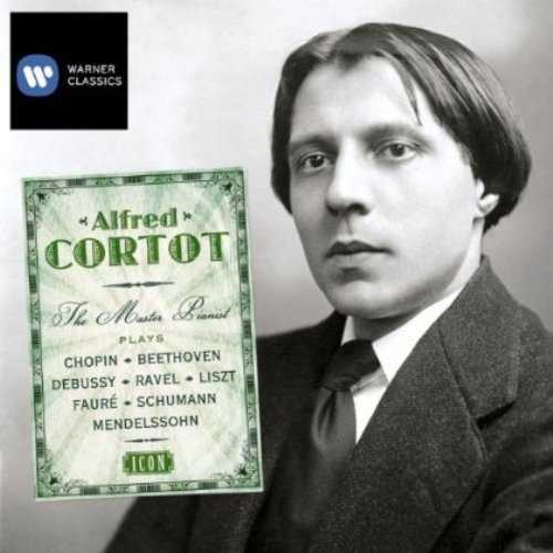 EMI Icon. Alfred Cortot - The Master Pianist (7 CD box set, FLAC)
