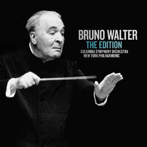 Bruno Walter: The Edition (39 CD box set, FLAC)