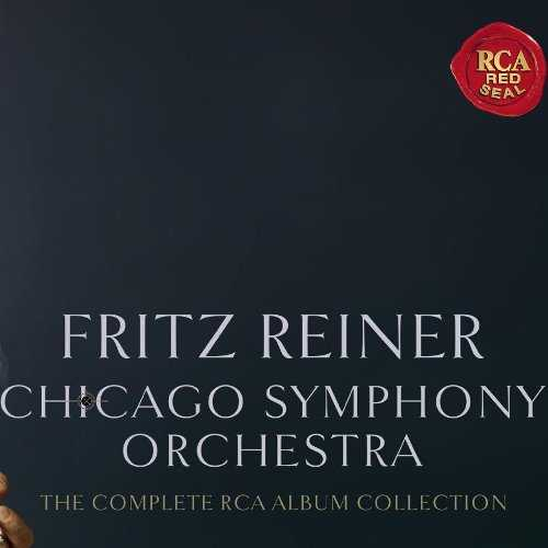 Fritz Reiner - The Complete RCA Collection (63 CD box set, FLAC)