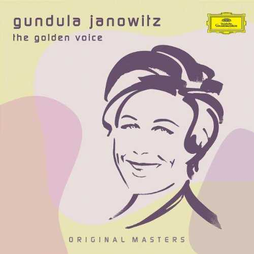 Gundula Janowitz - The Golden Voice (5 CD box set, APE)