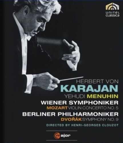 Karajan: In Rehearsal and Performance (Blu-Ray)