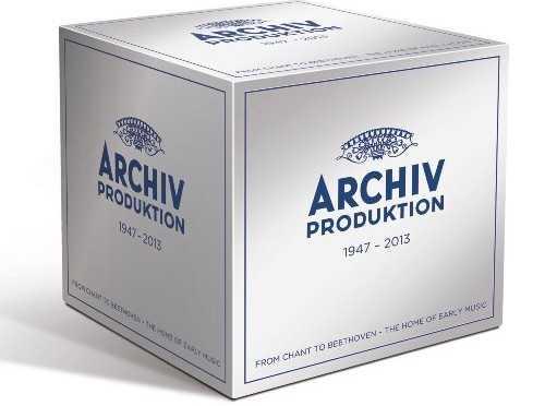 Archiv Produktion 1947-2013 (55 CD box set, FLAC)