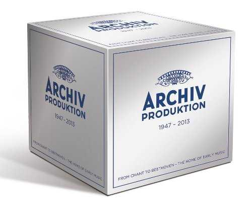 Archiv Produktion 1947-2013 (55 CD box set, FLAC)