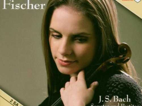 Fischer: Bach - Partitas and Sonatas for Solo Violin BWV1001-1006 (2 SACD, ISO)