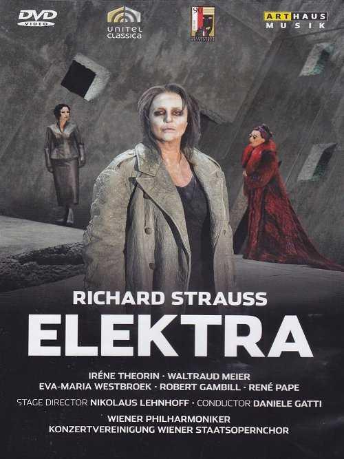 Gatti: Strauss - Elektra (Blu-Ray)