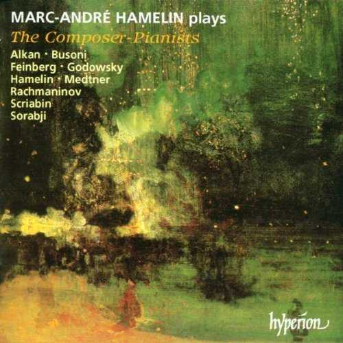 Hamelin plays The Composer-Pianists (FLAC)
