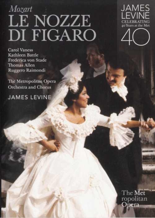 Levine: Mozart - Le nozze di Figaro (2 DVD9)