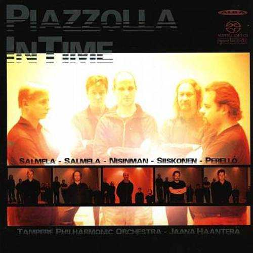 Piazzolla - In Time (SACD,  ISO)