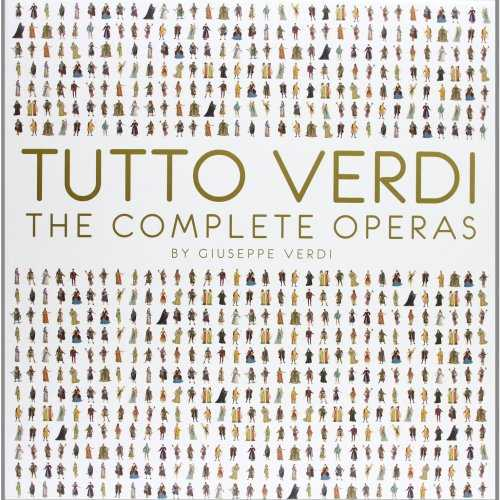 Tutto Verdi: The Complete Operas (30 DVD9)