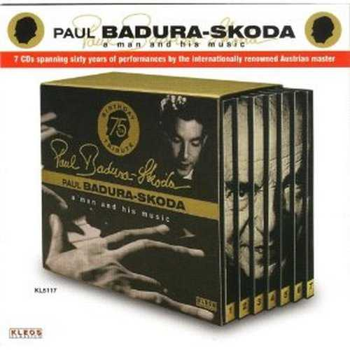 Badura-Skoda - A Man & His Music (7 CD FLAC)