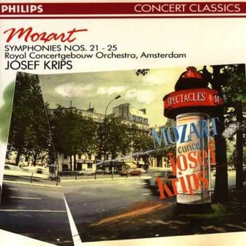 Krips: Mozart - Symphonies (6 CD FLAC)