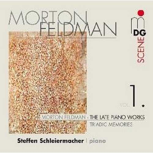 Schleiermacher: Feldman - The Late Piano Works, vol.1-3 (3 CD, FLAC)