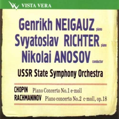 Neigauz, Richter, Anosov (APE)