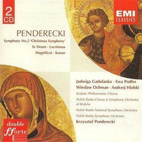 Penderecki - Orchestral & Choral Works (2 CD, FLAC)